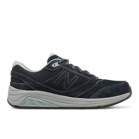 Women's 928 NV3 Navy Suede Walking Shoe