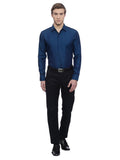 Royal Blue Formal Shirt - MM0630