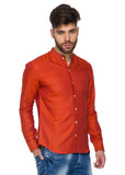 Rust Orange Shirt - MM0505