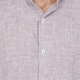 Purple Chex Shirt - MM0523