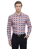 Retro Printed Linen Shirt - MM0635