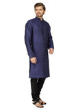 Royal Blue Kurta Pyjama - MMK092