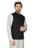 Reversible Nehru Jacket - MMRNJ003