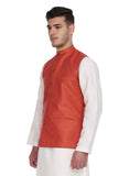 Reversible Nehru Jacket - MMRNJ007