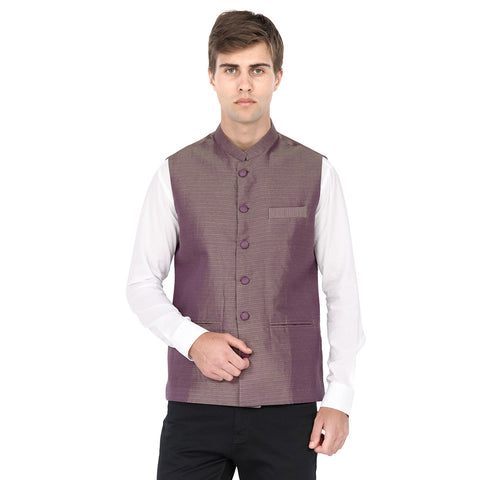 Purple Modi Jacket - MMWC022