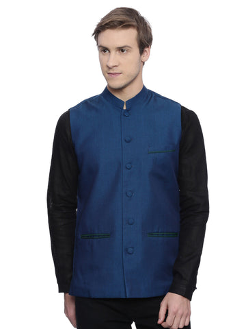 Royal Blue Modi Jacket - MMWC060