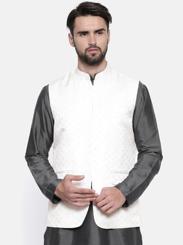 Luxury Silk Modi Jacket - MMWC0120