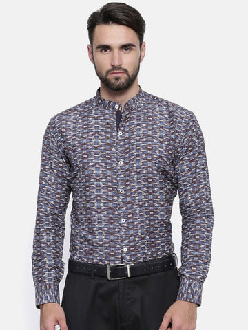 Retro Digi Printed Shirt - MM0694