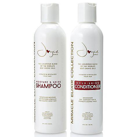 Miracle Elixir Shampoo + Conditioner Duo Special