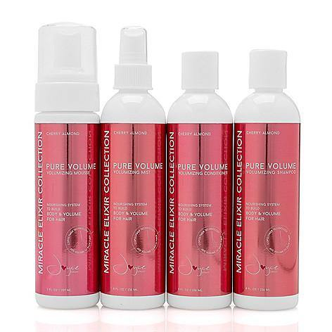 PURE VOLUME SYSTEM - 4 PIECE - Joyce Miracle Elixir Collection