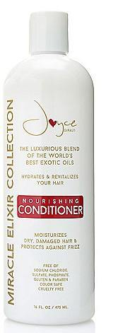 Miracle Elixir Nourishing Conditioner Bonus Size 16oz