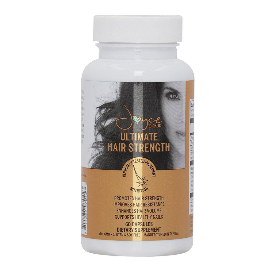 Ultimate Hair Strength Supplements - Joyce Miracle Elixir Collection