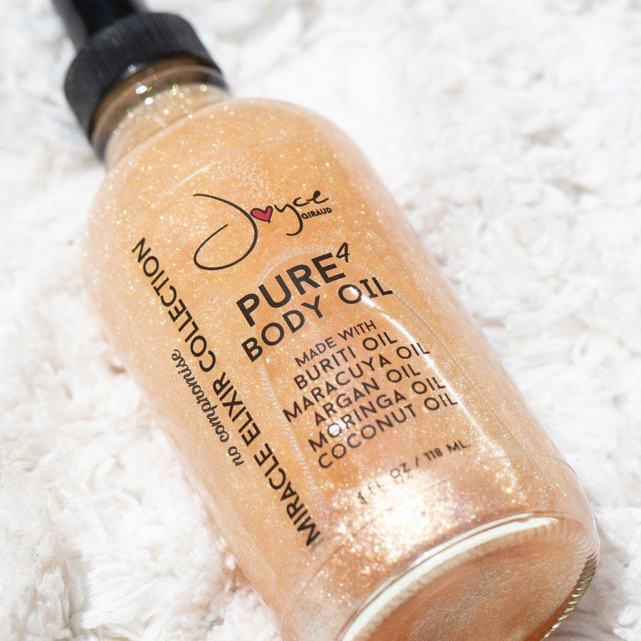Pure4 Body Oil 4oz - Joyce Miracle Elixir Collection