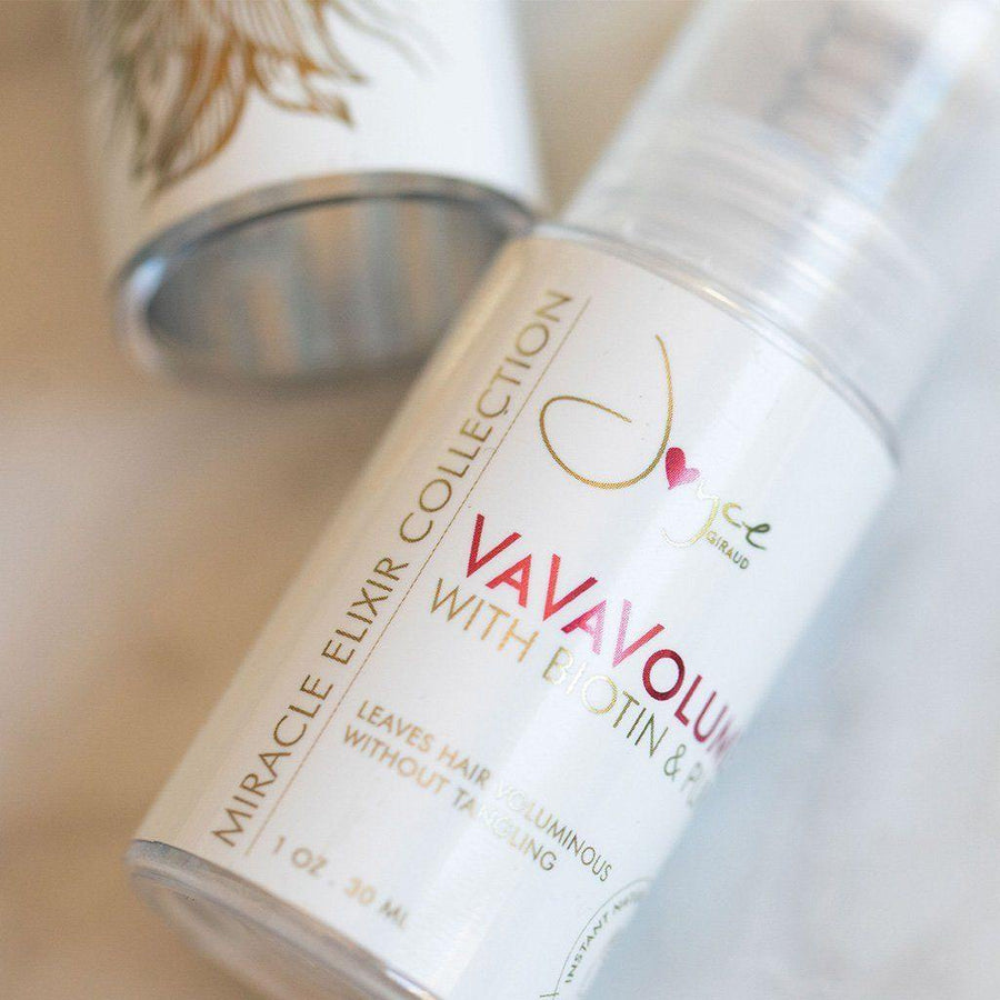 VaVaVolume Powder with Biotin - Joyce Miracle Elixir Collection