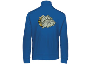 Augusta Medalist Jacket 2.0 Front logo and Full Bulldog on Back - AtlanticCoastSports