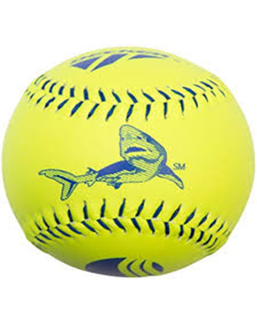 Decker USSSA Blue Shark Classic W Slow Pitch 11'' 6 pack Softball - AtlanticCoastSports