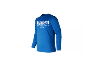 NORTH SURRY 2019 BASEBALL LONG SLEEVE TEE - AtlanticCoastSports