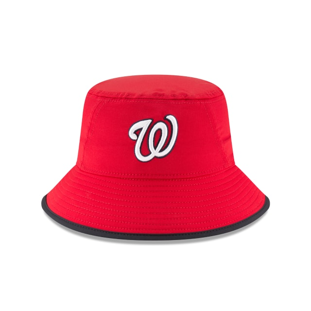 Washington Nationals Mlb19 Clubhouse Bucket Stretch Fit