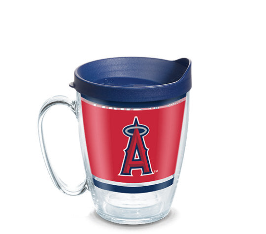Tervis MLB® Angels™ Legend Wrap With Travel Lid - AtlanticCoastSports