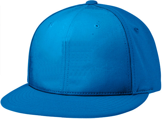 Richardson Adult Pts20 SOLID COLORS Pulse R-Flex Custom Black Baseball Cap (EMBROIDERY AVAILABLE)