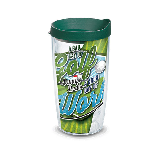 Tervis Golf vs. Work Wrap With Travel Lid - AtlanticCoastSports