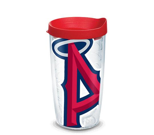 Tervis MLB® Angels™ Colossal Wrap With Travel Lid - AtlanticCoastSports