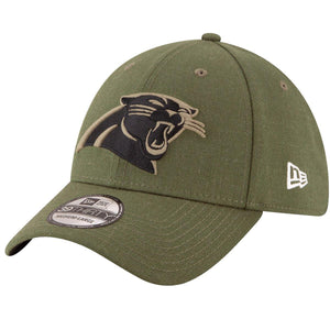 New era 39Thirty Cap - salute to service-Carolina Panthers med/large Hat - AtlanticCoastSports