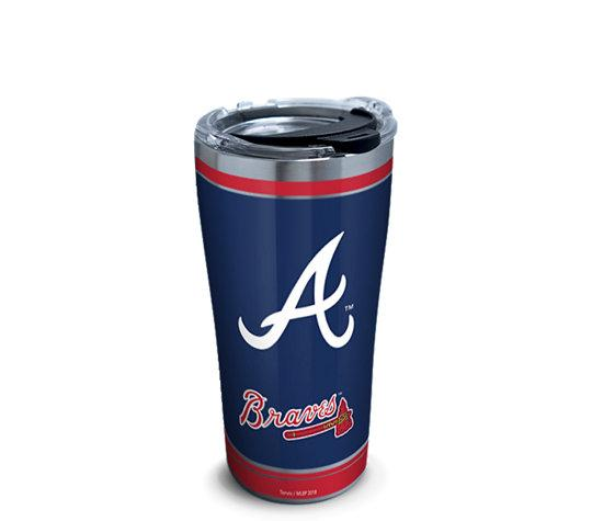 Tervis MLB® Atlanta Braves™ Home Run Stainless Steel With Hammer Lid