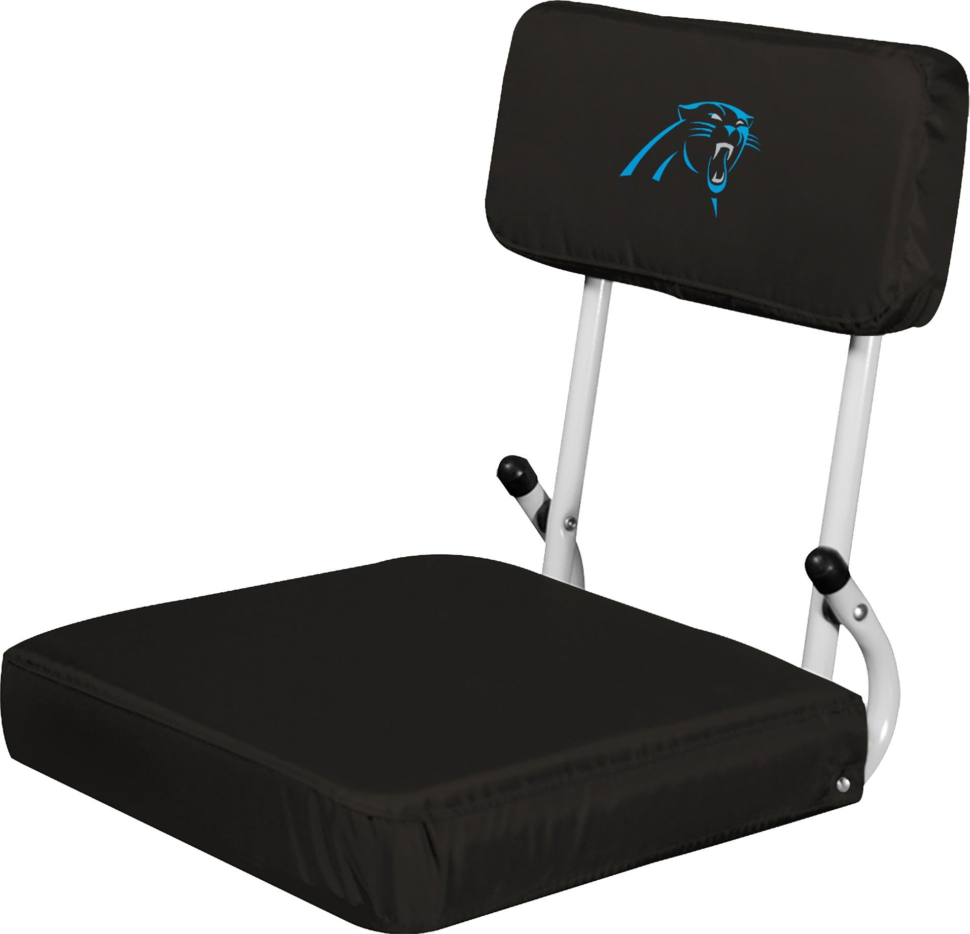 CAROLINA PANTHERS HARDBACK SEAT CAROLINA PANTHERS - AtlanticCoastSports