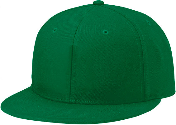 Richardson PTS65 Surge Fitted Custom Baseball Cap Dark Green Embroidery Available