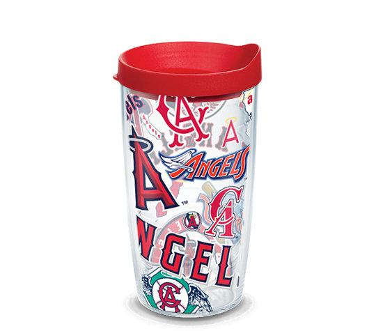 Tervis MLB® Angels™ All Over Wrap With Travel Lid - AtlanticCoastSports