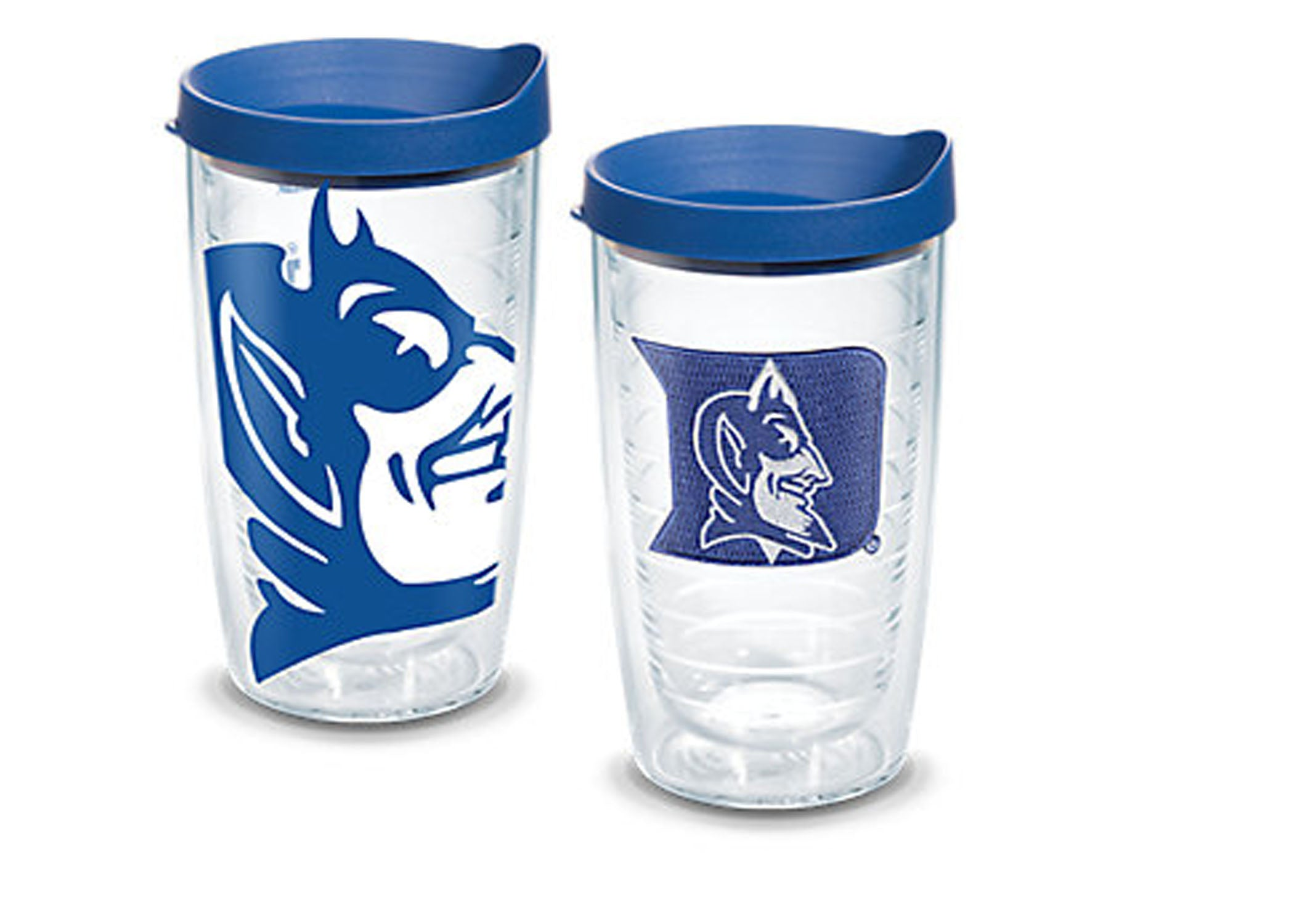 Duke Blue Devils Primary Logo and Colossal 2 Pack - AtlanticCoastSports