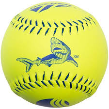 "Decker USSSA Blue Shark 12"" Fastpitch Softballs DZ - AtlanticCoastSports"