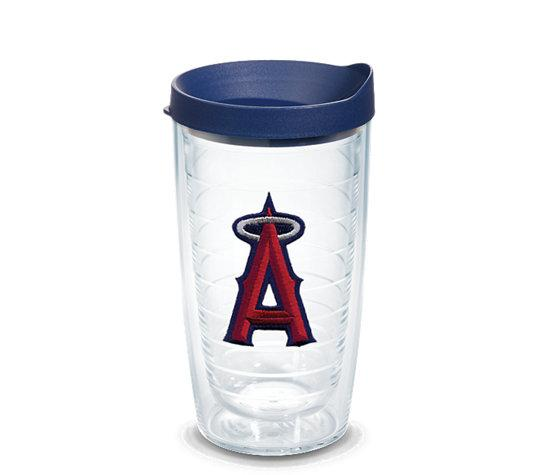 Tervis MLB® Angels™ Primary Logo Emblem With Travel Lid - AtlanticCoastSports