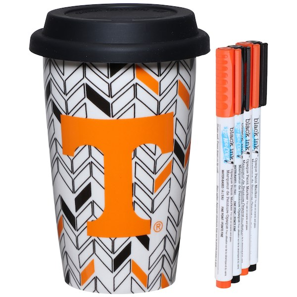 Tennessee Volunteers Just Add Color Travel Cup - AtlanticCoastSports