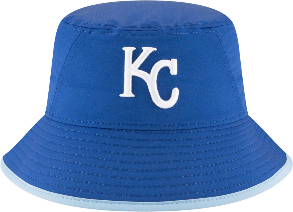 Kansas City Royals Mlb19 Clubhouse Bucket Stretch Fit - AtlanticCoastSports