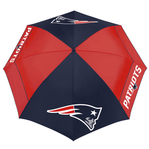 "NEW ENGLAND PATRIOTS UMBRELLAS WINDSHEER 62"" - AtlanticCoastSports"
