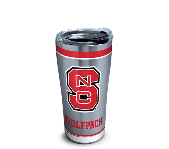 Stainless Steel Tumbler, NC State Wolfpack Tradition - AtlanticCoastSports