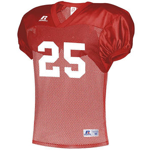 Russell Youth Stock Practice Football Jersey (Free Decoration Thru June 1) - AtlanticCoastSports