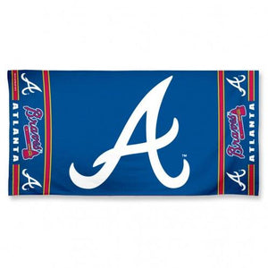 Atlanta Braves Beach Towel - AtlanticCoastSports