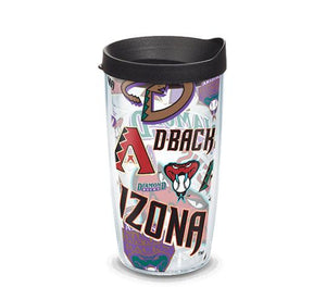 Tervis MLB® Arizona Diamondbacks™ All Over - AtlanticCoastSports