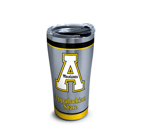 Stainless Steel Tumbler, Appalachian State Mountaineers Tradition