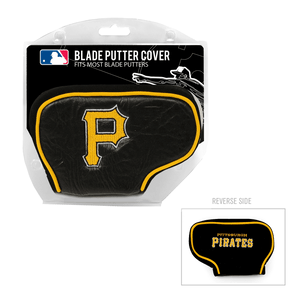 Pittsburgh Pirates MLB Blade Putter Cover - AtlanticCoastSports