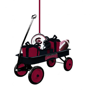 University of South Carolina Team Wagon Ornament - AtlanticCoastSports