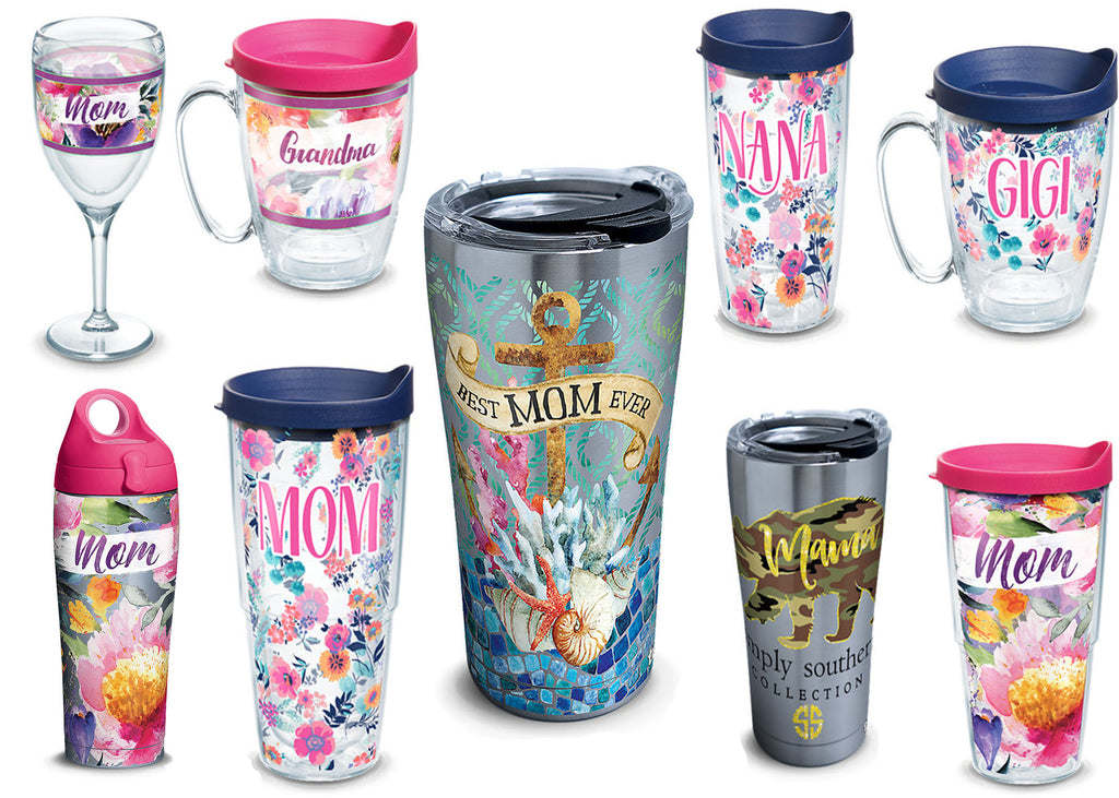 Tervis Tublers Happy Mothers Day (Perfect way to say Thank You)
