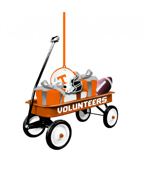 University of Tennessee Team Wagon Ornament - AtlanticCoastSports