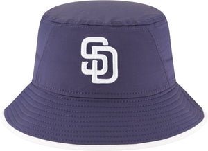 San Diego Padres Mlb19 Clubhouse Bucket Stretch Fit - AtlanticCoastSports