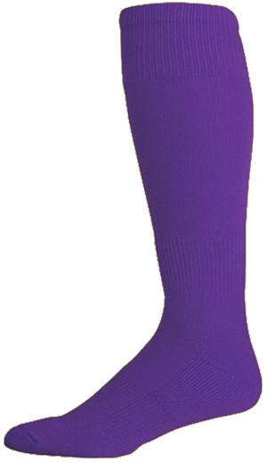 Pro Feet 294-296 MVP Multi-Sport Socks - Purple SMALL 7 - 9 - AtlanticCoastSports