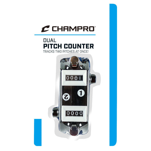 Champro Dual Pitch Counter - AtlanticCoastSports