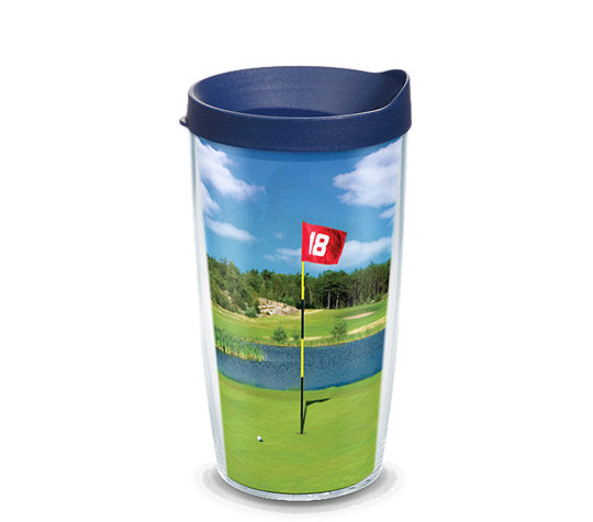 Tervis Golf Course Scene Wrap With Travel Lid - AtlanticCoastSports